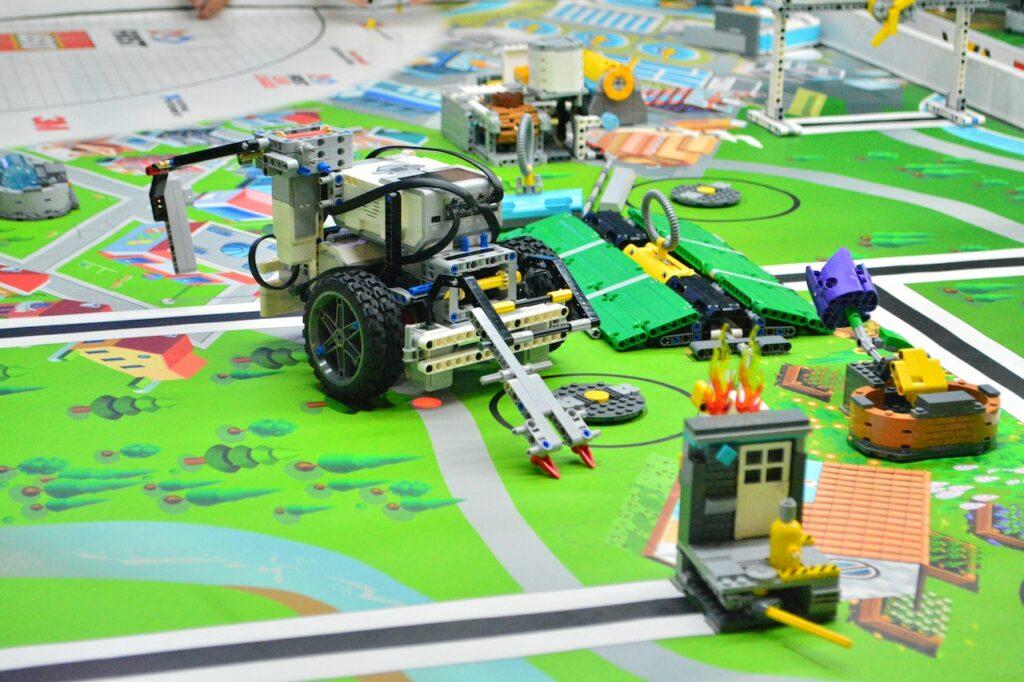 レゴ・ロボット
